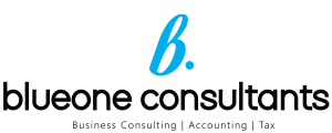 blueone consultants logo